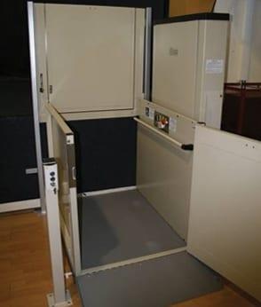 Savaria Multilift Vertical Platform Lift